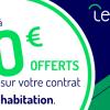 60€ offerts leocare
