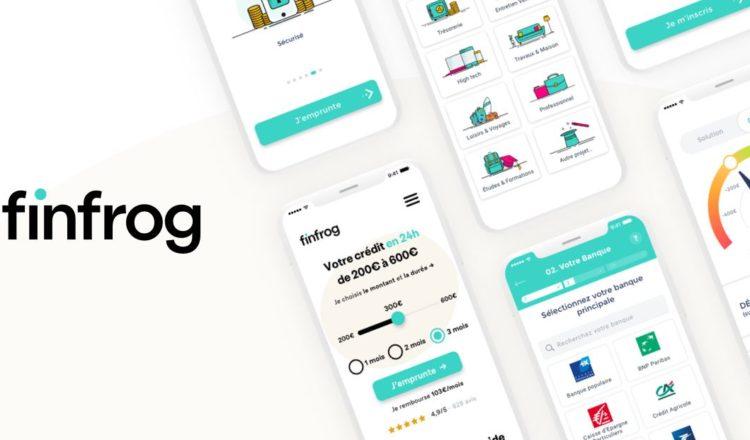 Finfrog micro crédit
