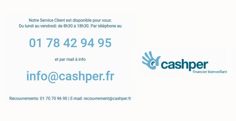 cashper service client